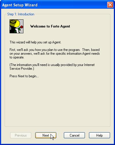 Agent Newsreader Email - Agent 8