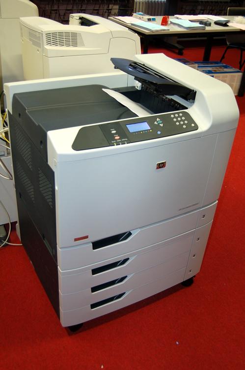Laserdrucker für farbige Dokumente